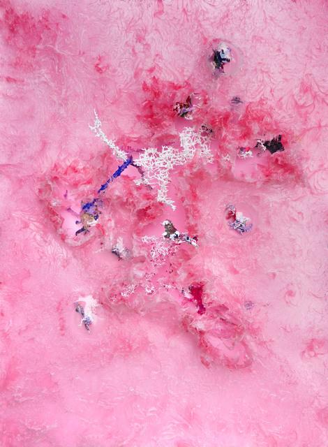 , 'Painting #07 from purple series,' 2018, Anna Nova Gallery
