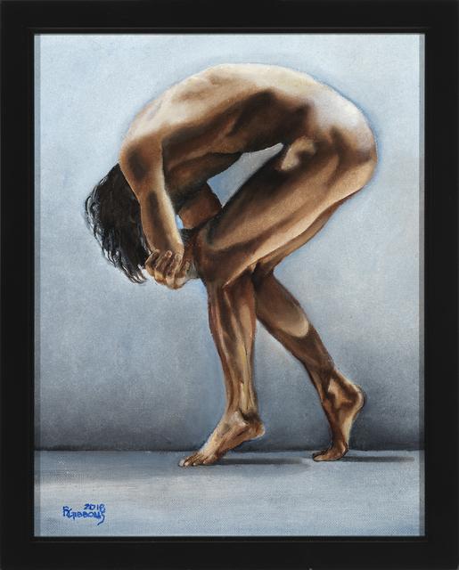, 'Question II,' 2018, Gallery Victor Armendariz