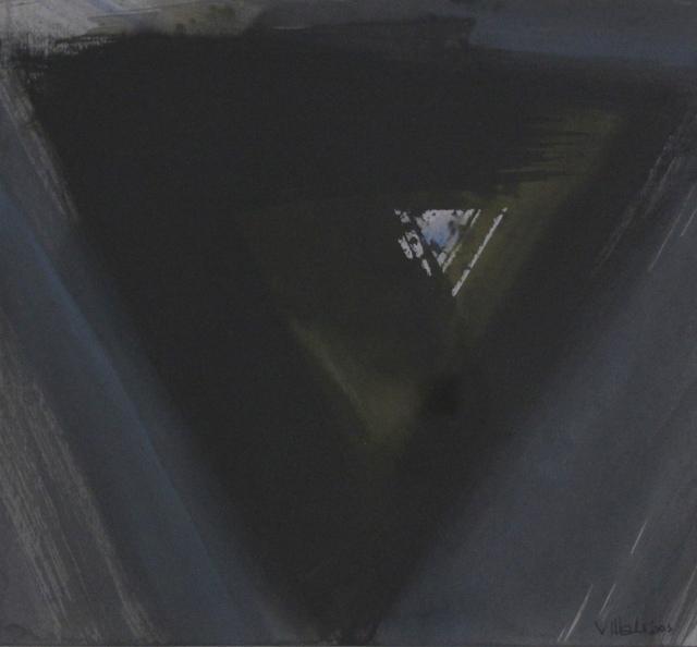 Jose Villalobos, 'SIN TITULO II (TRIANGULO)', Galería Quetzalli