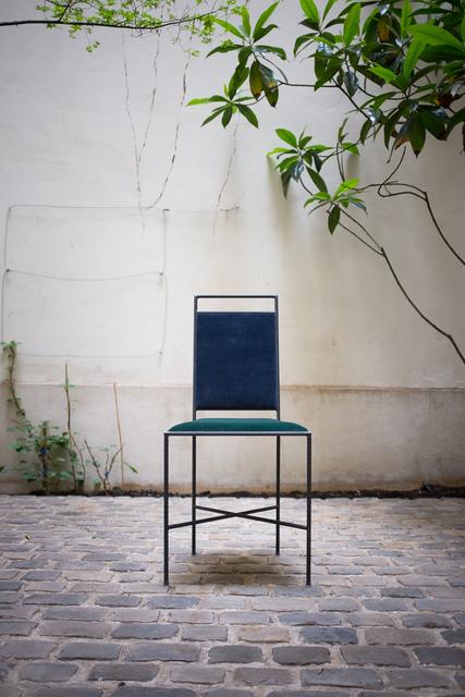 , 'Chair,' 2017, Antonine Catzéflis
