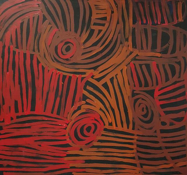 , 'Awelye Atwengerrp    ,' 2004, OLSEN GALLERY