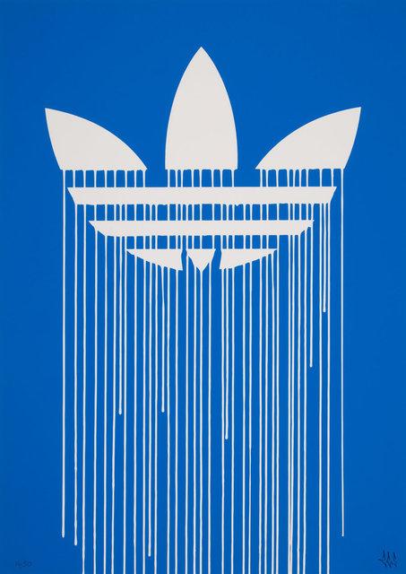 Zevs, 'Liquidated Adidas', 2012, Heritage Auctions