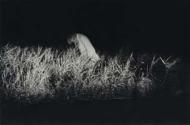 , 'Man in the Night Field,' 2006, IBASHO