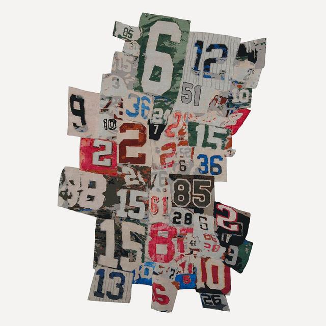 , '1-234-567-8910,' 2013, FROZEN PALMS GALLERY