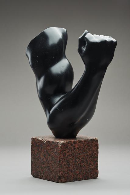 , 'Pugilist,' 2015, John Martin Gallery