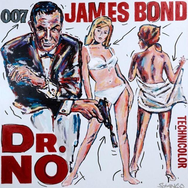, 'James Bond Dr. No,' 2017, Artist's Proof
