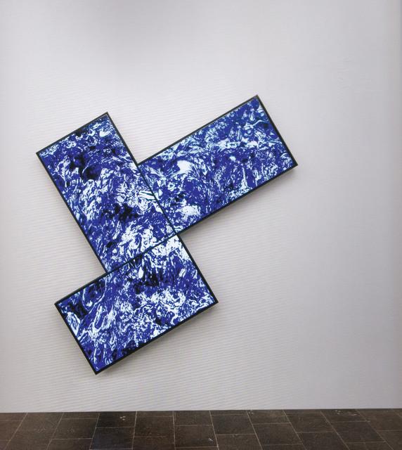 Fabrizio Plessi, 'Digital Wall', 2016, Beck & Eggeling