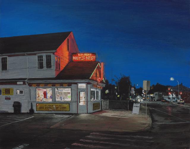 Jeff Gola, 'Nick's Nest', 2018, William Baczek Fine Arts