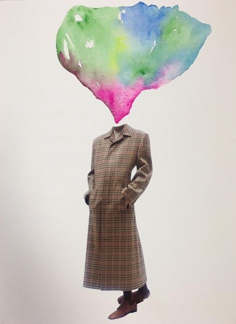 greet weitenberg, 'Thoughts', 2018, PontArte