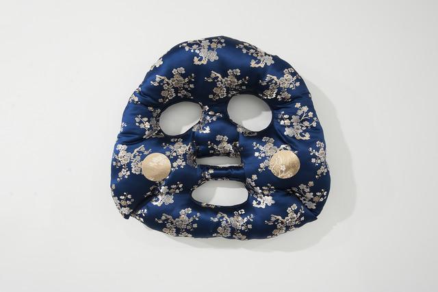 Timothy Hyunsoo Lee, 'Pillow talk (Mask for Masc) III', 2019, Sabrina Amrani