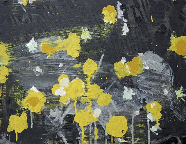 , 'Yellow Wildflowers,' 2018, Gallery Jones