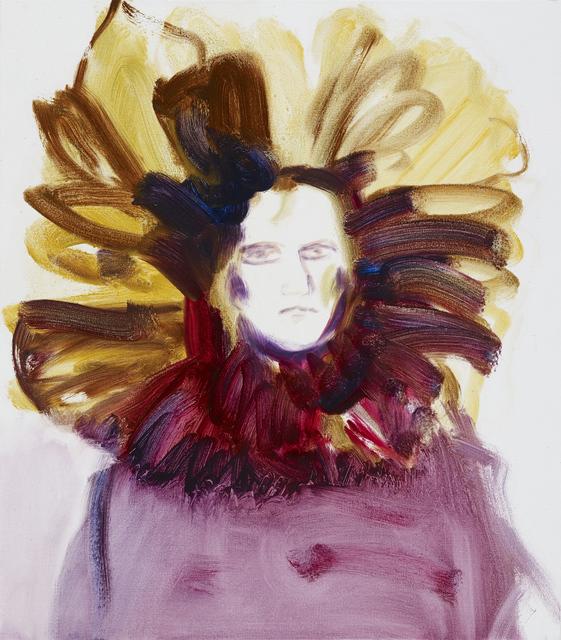 , 'Headdress,' 2016, LLE