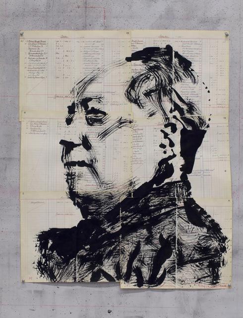 , 'Untitled (Chairman Mao),' 2016, Goodman Gallery