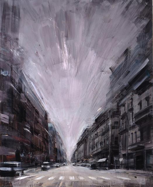 "Valerio D'Ospina, '""La Strada""', 2018, The Haen Gallery"