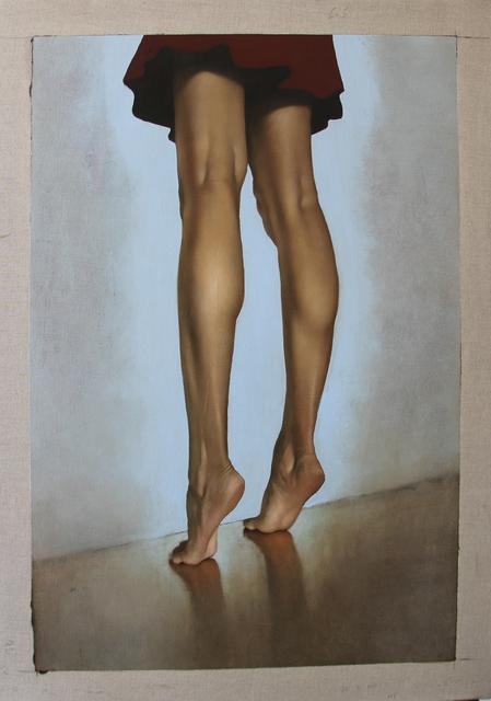 , 'Legs,' 2018, Accesso Galleria