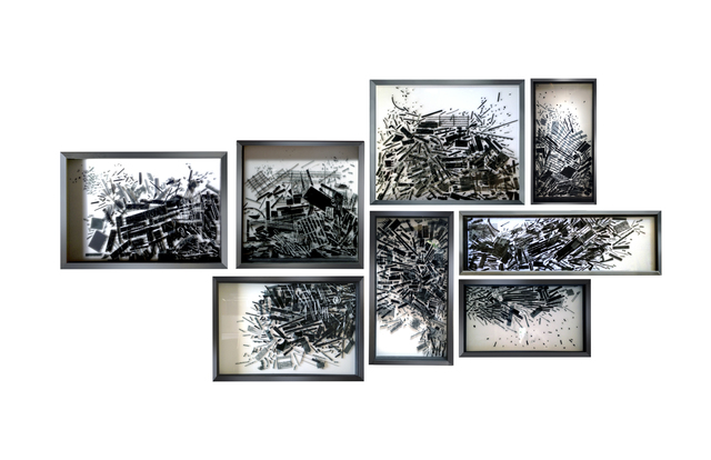 , 'Caja de Luz,' 2014, Mor Charpentier