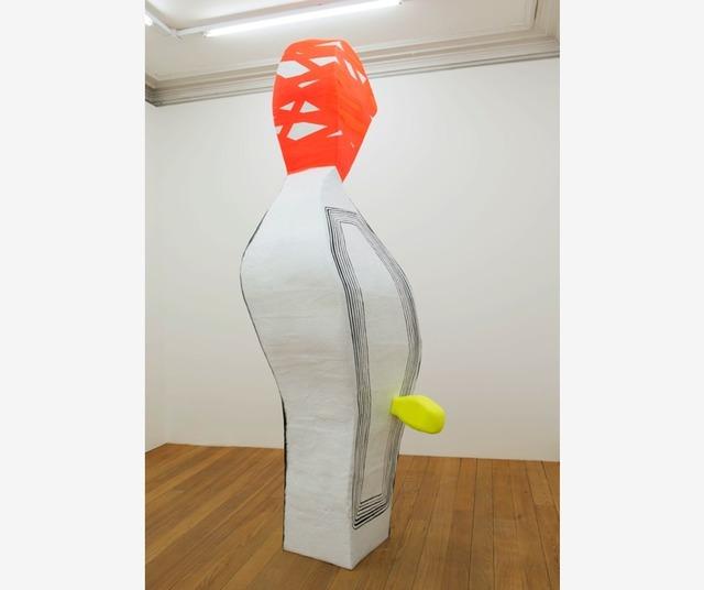 , 'Das Eindruck,' 2014, Galerie Bärbel Grässlin