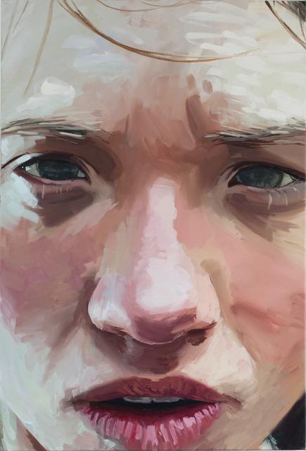 , 'Behind,' 2017, Galleri Magnus Karlsson