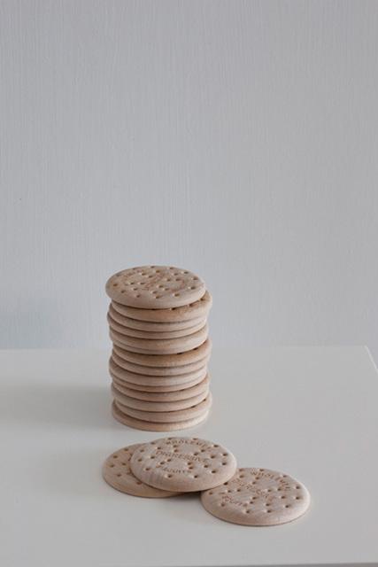 , 'Digressive Biscuit,' 2009, Vistamare