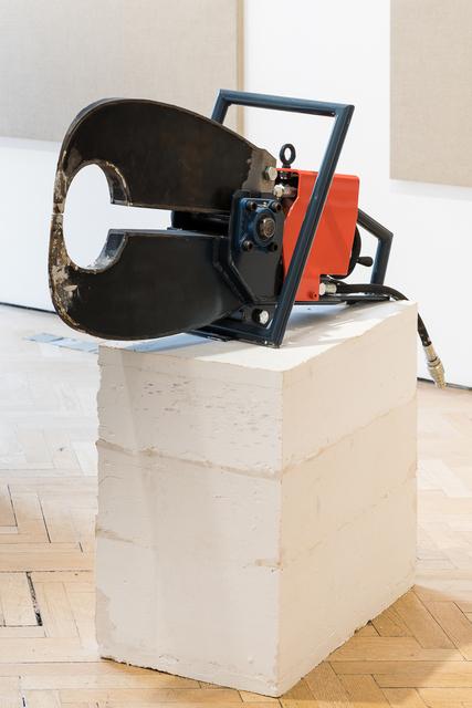 , 'PELICAN JAW NIPPER,' 2014, Vigo Gallery