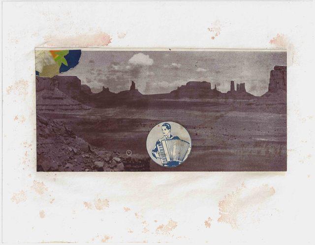 , 'The accordion,' 1974, MONITOR