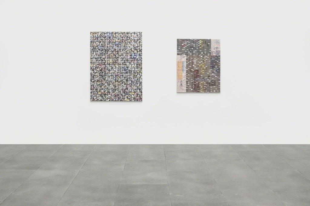 Exhibition view, Nestor Snanmiguel Diest : Revisitando Enigmas at Carlier | Gebauer, 2016