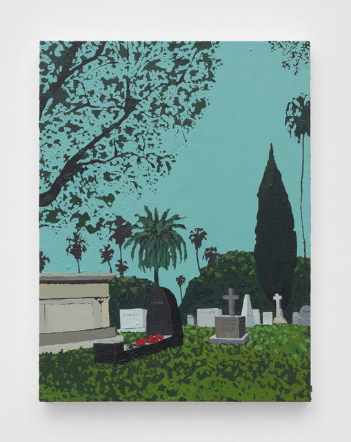 Hilary Pecis, 'Hollywood Forever', 2019, The Pit