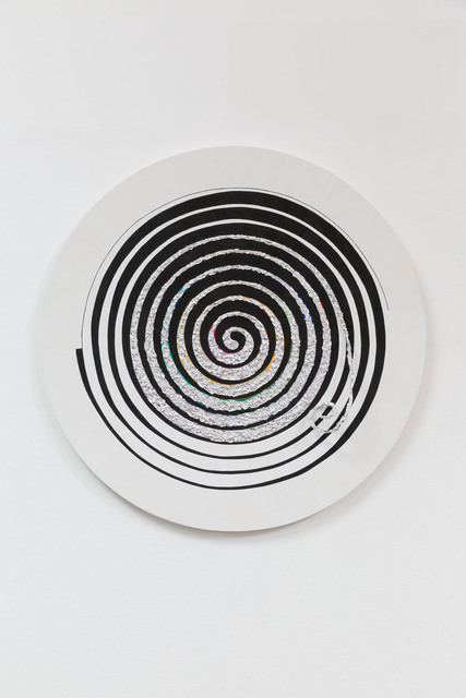 , 'Triple Archimedes,' 2016, Inman Gallery
