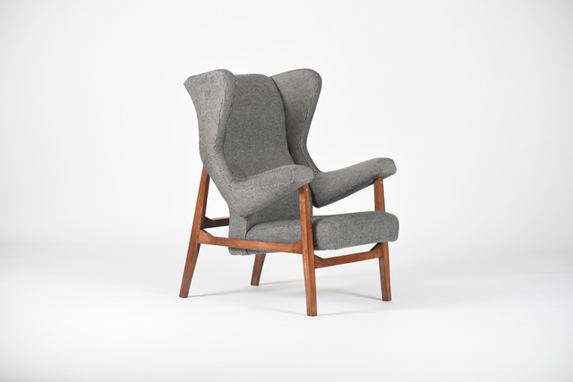 ", '""Fiorenza"" armchair,' 1956, Casati Gallery"