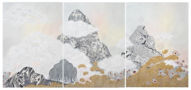, 'the fog, ''all I have'',' 2019, Galerie du Monde