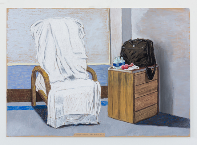 , 'Shroud Chair and Bag, MDRH 10.16,' 2017, Chimento Contemporary