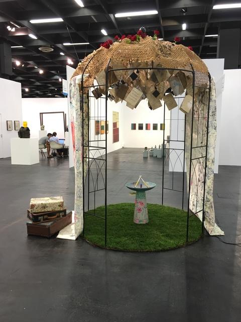 , 'Lost in Paradise,' 2018, Galerie Brigitte Schenk