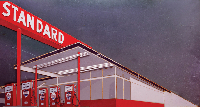 , 'Standard, From Pictures of Cars (After Ruscha),' 2008, Robert Berman Gallery