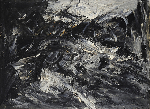 , 'Composition,' 1962, Charles Nodrum Gallery