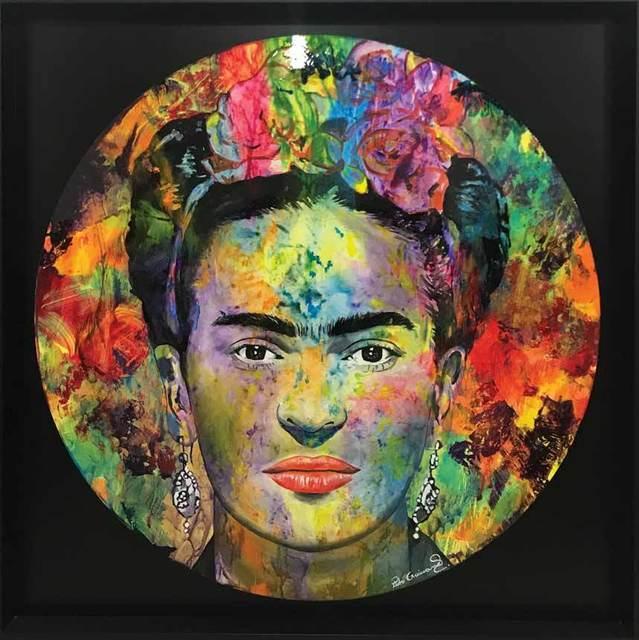 , 'Frida Black,' 2019, ArtCatto