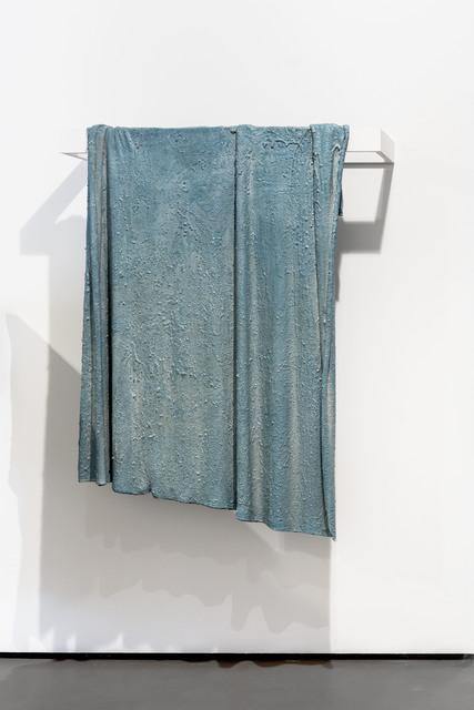 , 'rag (hanging),' 2016, Galerie Jochen Hempel
