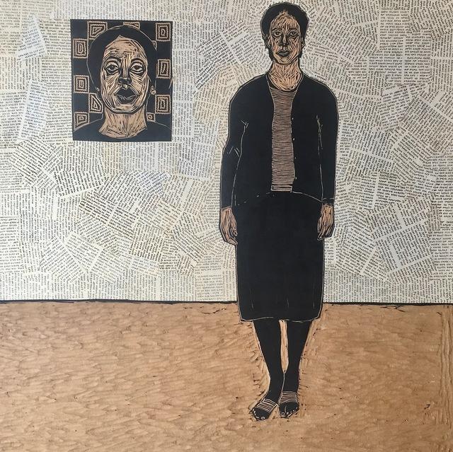 , 'Folk Memory 10,' 2015, Guzo Art Projects