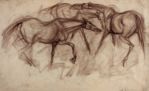 , 'Untitled (Horses),' , Dag Modern
