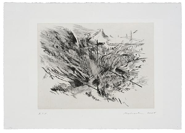 Julie Mehretu, 'Untitled 1 (Amulets)', 2008, Upsilon Gallery