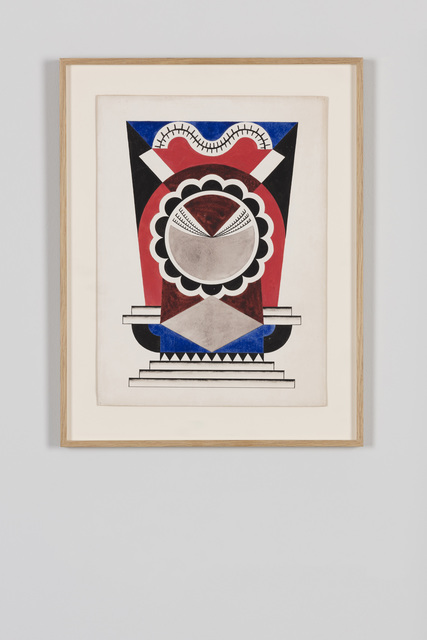 , 'Untitled,' 1920, von Bartha