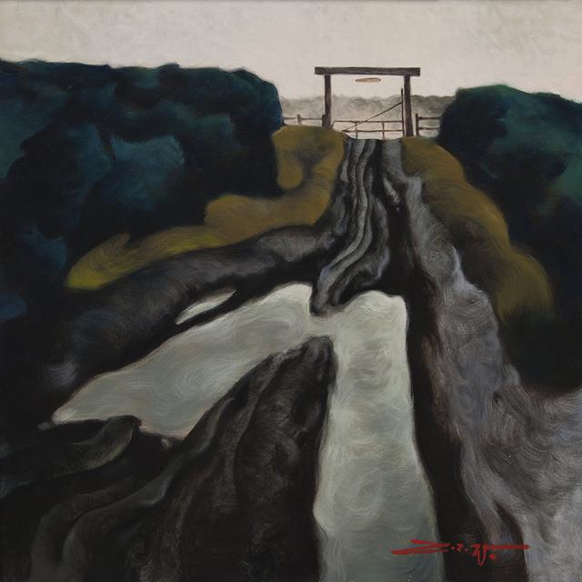 Z.Z. Wei, 'Road Home', 2019, Blue Rain Gallery