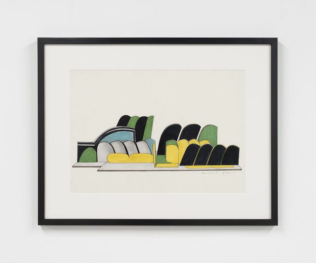 , 'Muros ondulantes,' 1977, PROYECTOSMONCLOVA