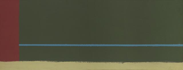 Dan Christensen, 'Montauk Line #2', 1970, Berry Campbell Gallery