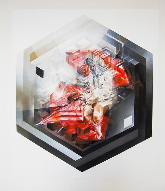 , '21,' 2016, Mirus Gallery