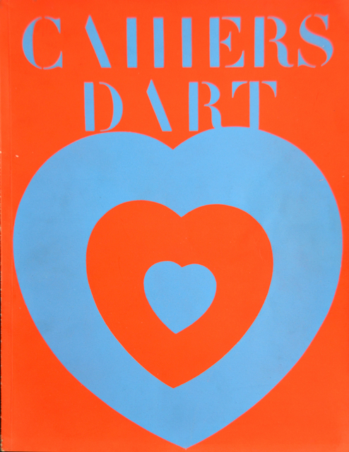 , 'Cahiers'Art Vol XI -Coueurs Volants (Floating Hearts),' 1936, Zucker Art Books