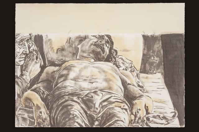 RASSIM®, 'Mantegna. The Lamentation over the Dead Christ', ONE Gallery