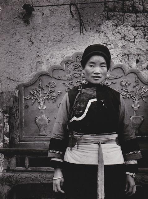 , 'Chine, Yunnan, responsable d'un village en coopérative,' 1957, Galerie Nathalie Obadia