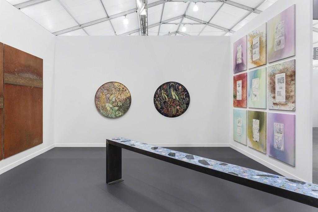 Courtesy the artists and Galerie Eva Presenhuber, Zurich / New York Photo: Sebastiano Pellion