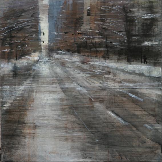 , 'Perspectiva de nieve II,' 2017, Sala Parés