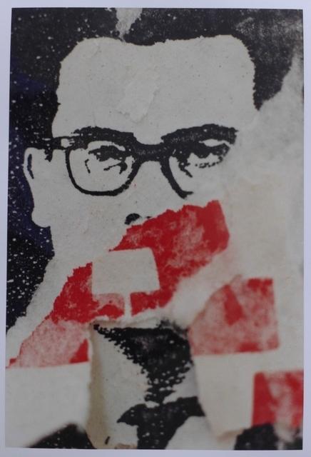 ", 'From the series ""Estampas Porteñas"", ""Salvador"",' 1987-2014, Rolf Art"